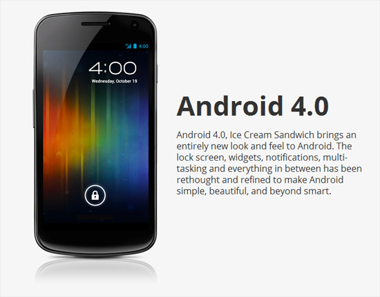 How to Install Android 4.0 Ice Cream Sandwich on Galaxy S-i9000