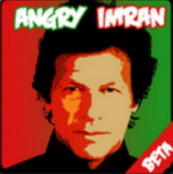 Android App – Angry Imran