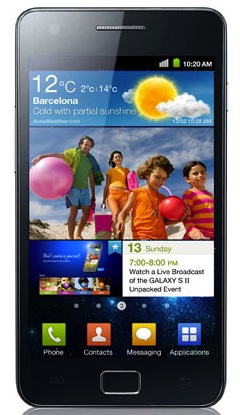Samsung Galaxy S2 Specification And Price