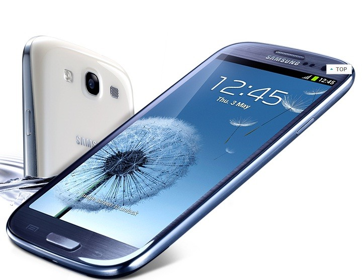 Samsung Galaxy S3 Specification And Price