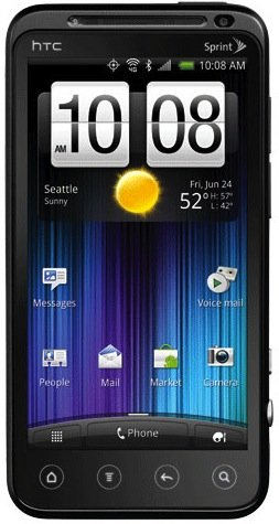 HTC Evo 3D Specification And Price