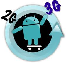 2g, 3g and 4g technology