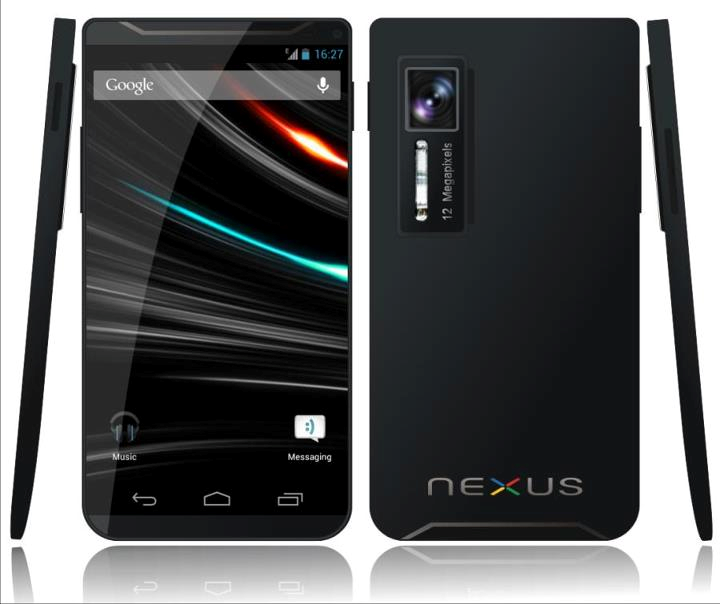 Galaxy Nexus 2 Leaked Images and Specifications