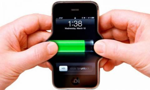 Standby time (battery life)