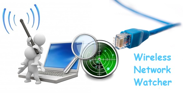 Wireless Network Watcher/ free network monitoring software