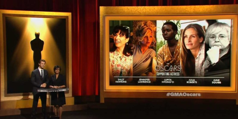 Oscar Nominations 2014: Here's the list of Nominees