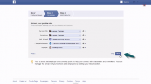 How To Create a Facebook Account