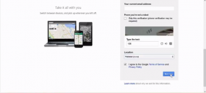 How to Create/Set up a Gmail Account (July 2014)