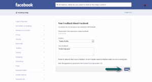 How to Give Feedback on Facebook