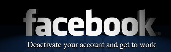 How To Deactivate Your Facebook Account (August 2014)
