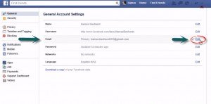 How to Change Your Primary Email Address on Facebook - Simple Steps