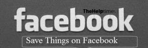 How to Get Save Button on Facebook